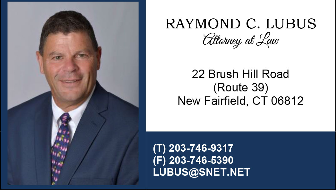 Ray Lubus Attorney - New Fairfield CT