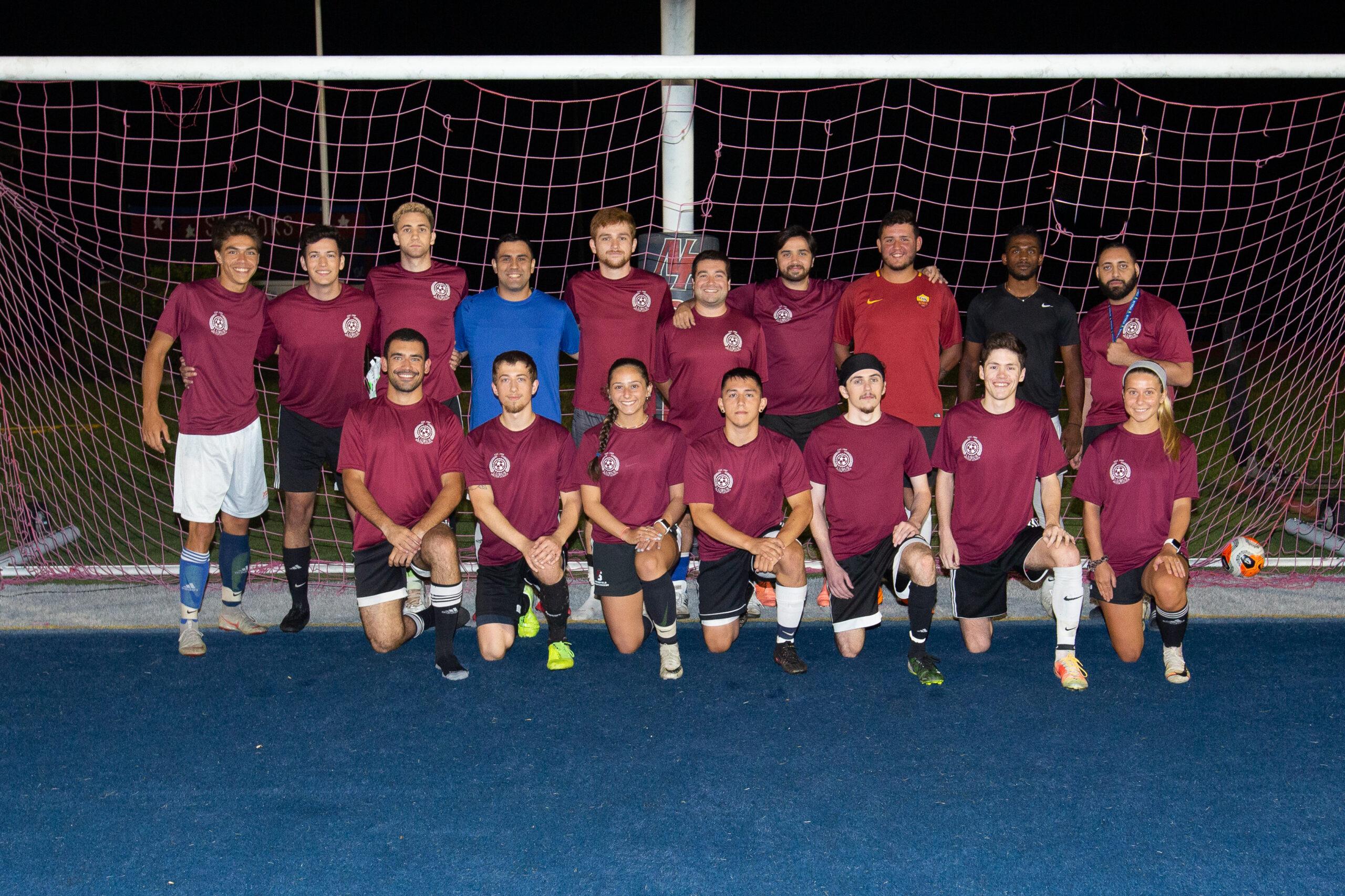 Kauli FC - Lubus Soccer - CT Adult Soccer League